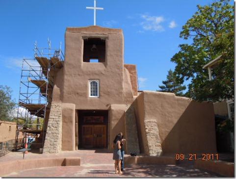 San Migel Mission