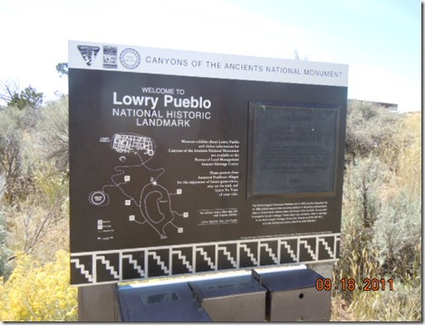 Lowry Puelbo sign