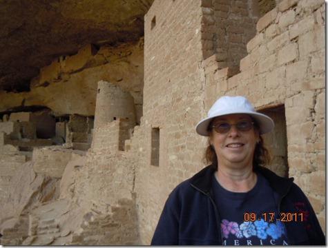 Denise @ Cliff Palace