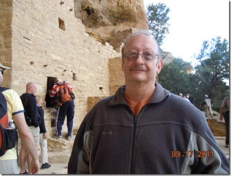 Bob @ Cliff Palace