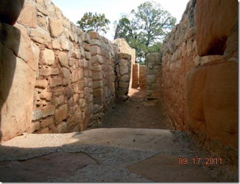 Inside Sun Temple