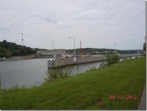 Lock A Cumberland River