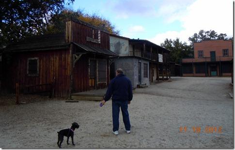 Bob and roxie @ Paramount Ranch