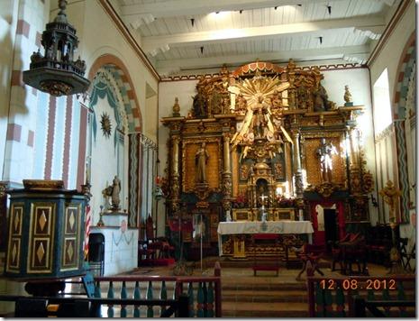 Alter at Mission San Fernando, Rey De Espana