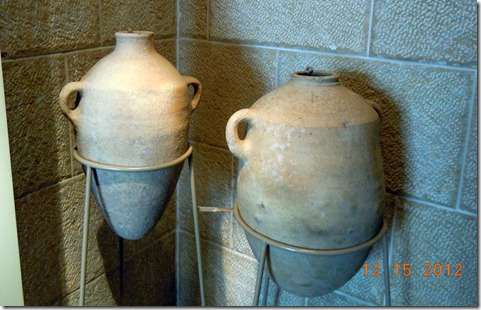 Urns from the 900's