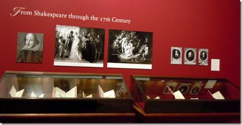 Original Shakespeare Plays, hand written by William himself!