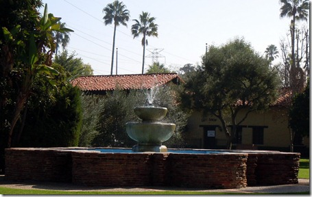 New Fountain