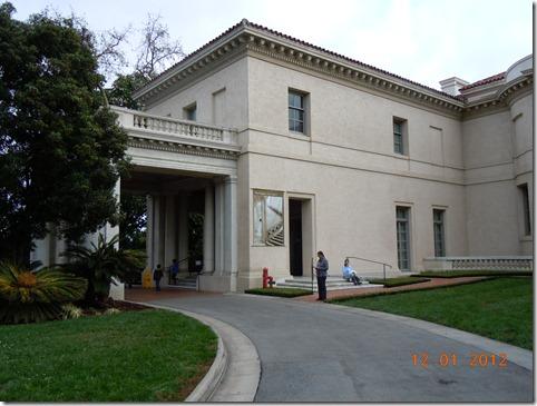 Huntington Library Art Museaum
