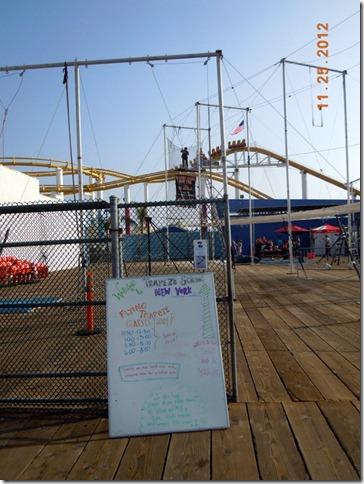 NY trapeze school.