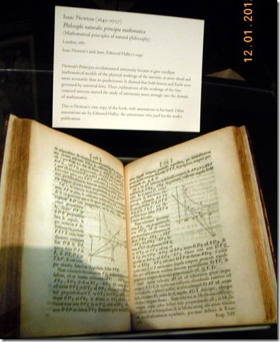 Newton's work