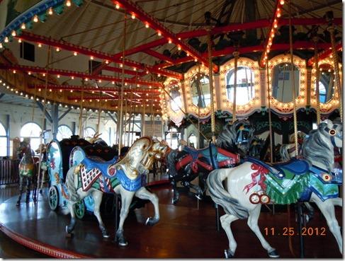 Merry -go -round
