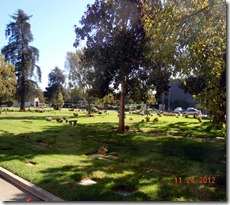 Pierce Brothers Cemetary