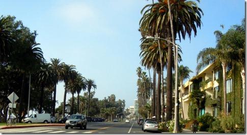Ocean Blvd. Santa Monica