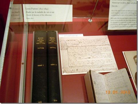 Pasteur's work