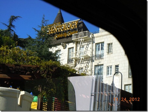 Scientology Celebrity Center