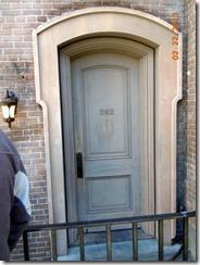 Larger door