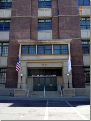 Rizzoli and Eiles Boston Police Station/ Also Castle Police Station