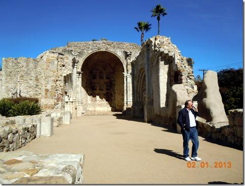 Ruins of the Great Stoen Church
