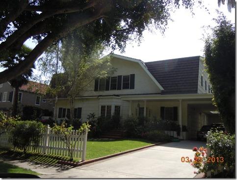 Gene Kelly's house