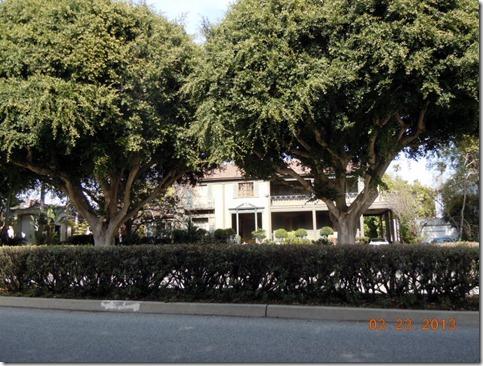 Carl Reiner's house