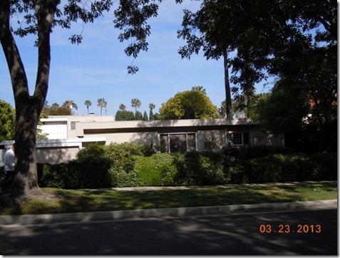 Dick Powel's house