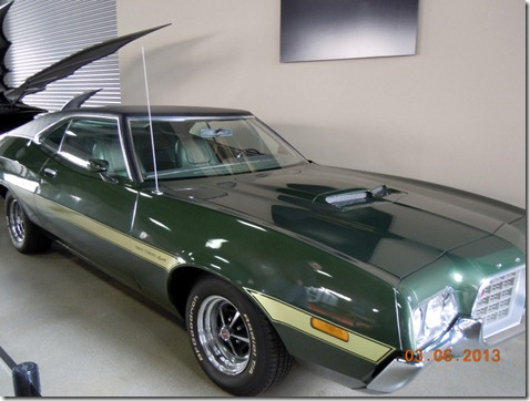 Grand Torino, owned by Clint Eastwood