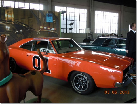 One of the 250 General Lee's