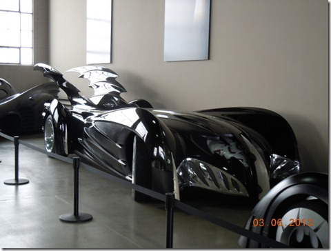 Another Bat Mobile