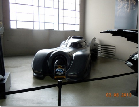 Third Bat Mobile