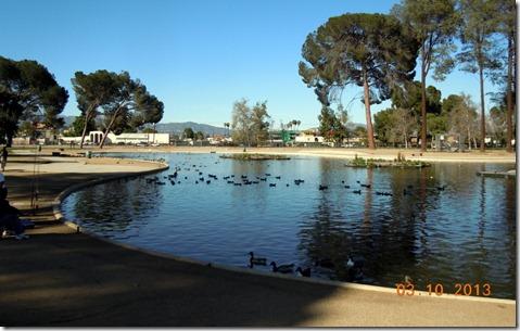 Lake Reseda