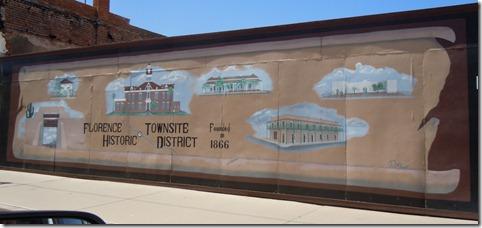 Florence AZ history