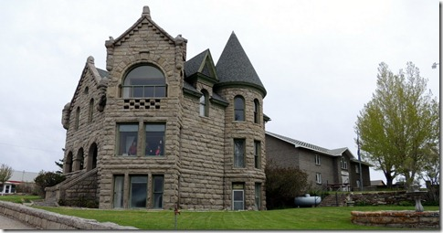 Castle in White Sulphur Springs MT