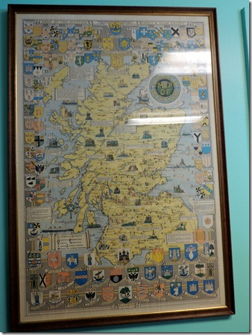 Old Scottich Map