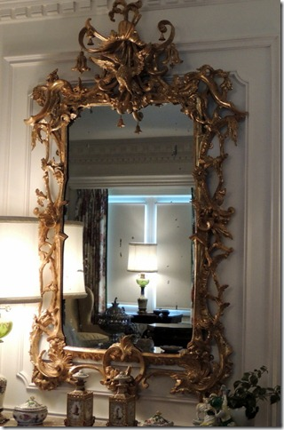 Priceless Chippendale Mirror
