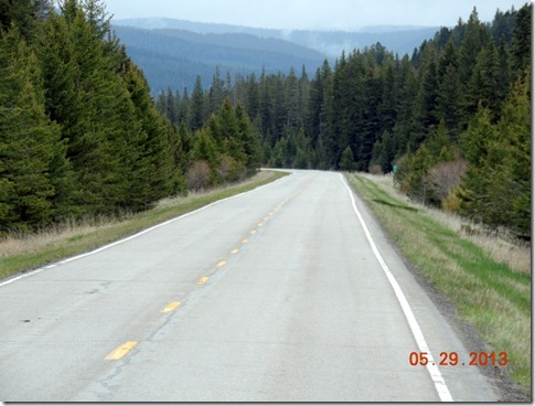Hwy 89 from White Sulphur Springs to Great Falls MT