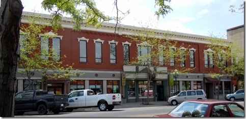 Downtown Great Falls MT