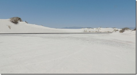 White Sands National Memorial park