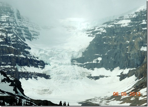 Kitchener Glacier