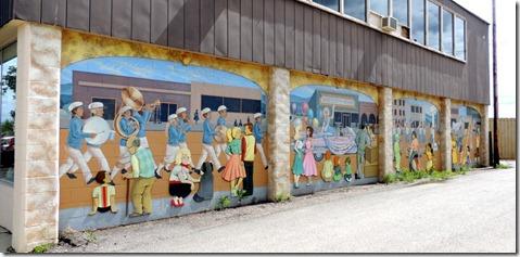 Dawson Creek Mural