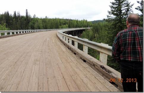 Kiskatinaw Bridge BC