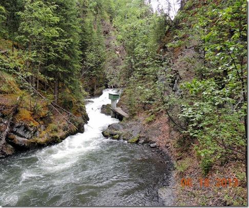 Teeter Creek Falls