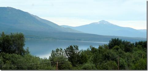 Teslin Lake YT