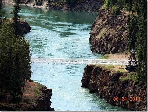 Miles Canyon- Yukon  YT