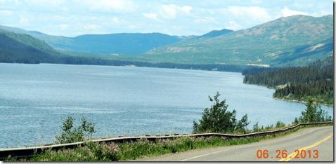 Klondike Hwy. between White Horse and Pelly Crossing YT