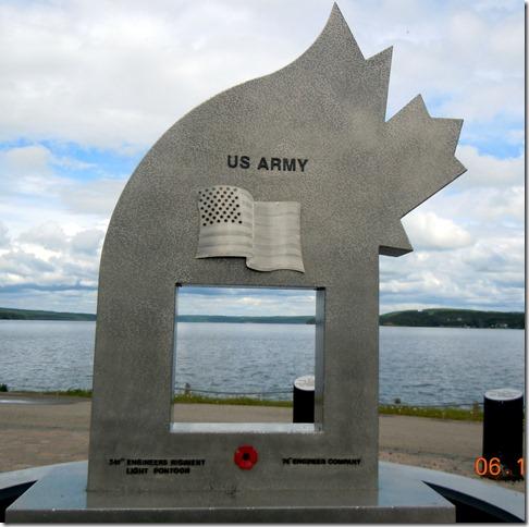 Charlies Lake Memorial