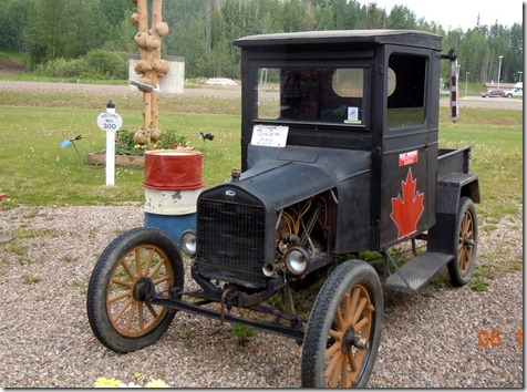 1911 truck