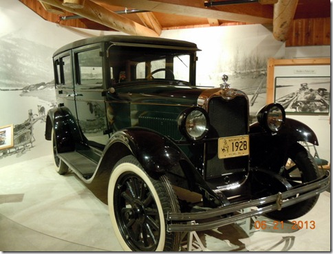 George Johnston 1928 Chevy