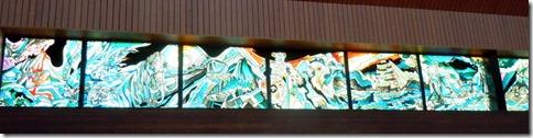 Mural- Government Bldg. White Horse YT