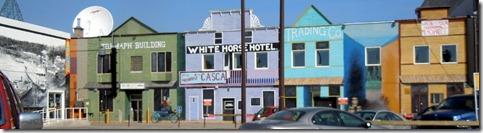 Mural-Mural-  White Horse YT