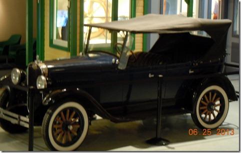 Transportation museum - White Horse YT